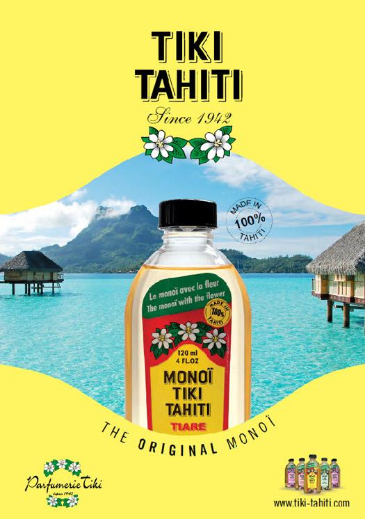 Monoi Tiki Tiare